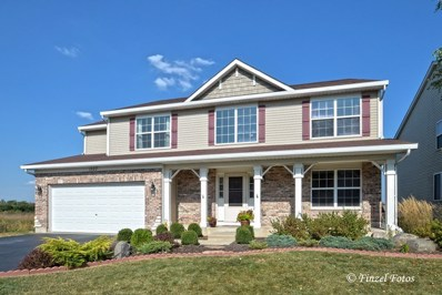 1527 CORD GRASS Trail, Woodstock, IL 60098 - #: 09759190