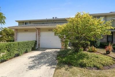 1575 Haverhill Drive, Wheaton, IL 60189 - MLS#: 09759374
