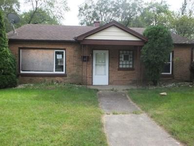14744 Oak Street, Dolton, IL 60419 - MLS#: 09759376