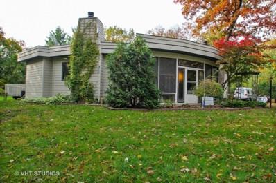 8801 Hickory Lane, Wonder Lake, IL 60097 - #: 09759481