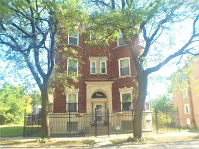 4747 S Saint Lawrence Avenue UNIT 1S, Chicago, IL 60615 - MLS#: 09759578