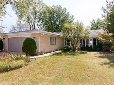 141 W Garden Avenue, Palatine, IL 60067 - MLS#: 09759683