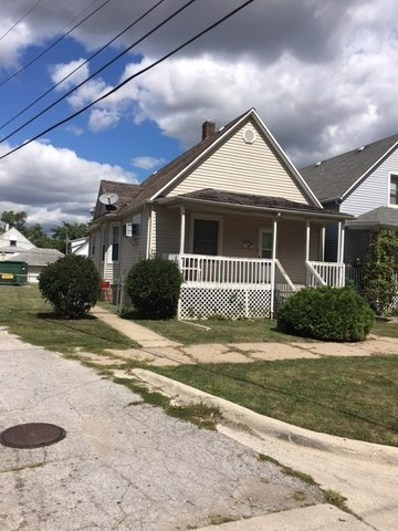 77 Isa Avenue, Chicago Heights, IL 60411 - MLS#: 09760090
