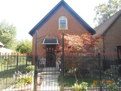 425 N Ridgeway Avenue, Chicago, IL 60624 - MLS#: 09760115