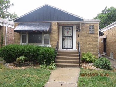 7422 S Maplewood Avenue, Chicago, IL 60629 - MLS#: 09760166