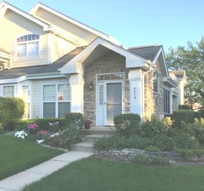 9529 GEORGETOWN Lane UNIT 0, Crystal Lake, IL 60014 - #: 09760981