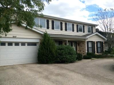 1647 Robin Lane, Glenview, IL 60025 - MLS#: 09760998