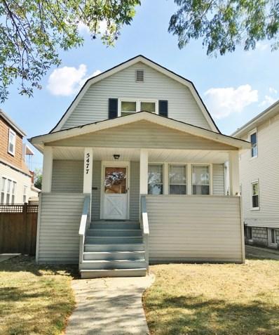 5477 N Monitor Avenue, Chicago, IL 60630 - MLS#: 09761010