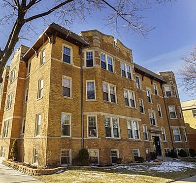 2304 W Jarvis Avenue UNIT 3, Chicago, IL 60645 - MLS#: 09761168