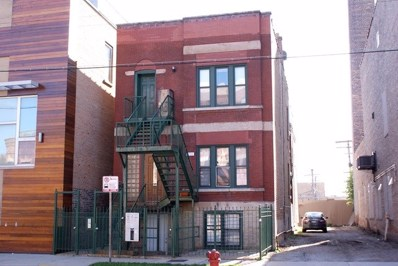 2709 W CHICAGO Avenue UNIT 1R, Chicago, IL 60622 - MLS#: 09761461