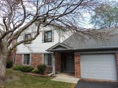 1604 W Partridge Lane UNIT 5, Arlington Heights, IL 60004 - MLS#: 09761755