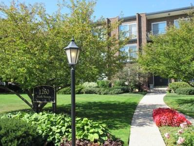 1260 N Western Avenue UNIT 310, Lake Forest, IL 60045 - MLS#: 09762306