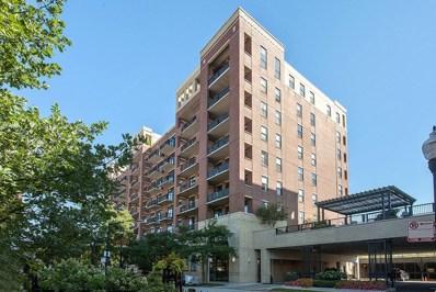811 W 15th Place UNIT 804, Chicago, IL 60608 - MLS#: 09762568