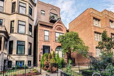 632 W BARRY Avenue UNIT 3N, Chicago, IL 60657 - MLS#: 09762570