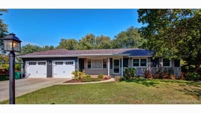 2601 Sunnyside Drive, Aurora, IL 60506 - MLS#: 09763112
