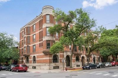 601 W Belden Avenue UNIT 3B, Chicago, IL 60614 - MLS#: 09763133