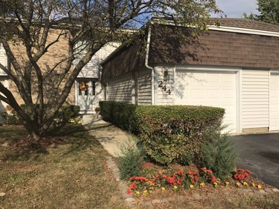 244 Monroe Road, Bolingbrook, IL 60440 - MLS#: 09763158