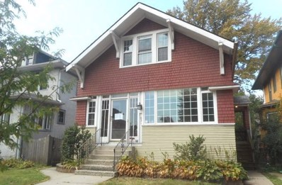 831 S Grove Avenue, Oak Park, IL 60304 - MLS#: 09763376