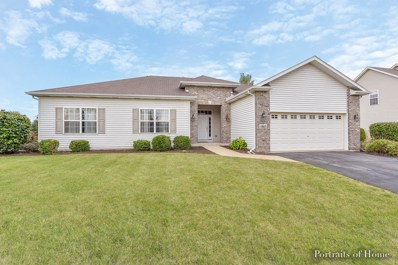 1863 Walsh Drive, Yorkville, IL 60560 - MLS#: 09763681