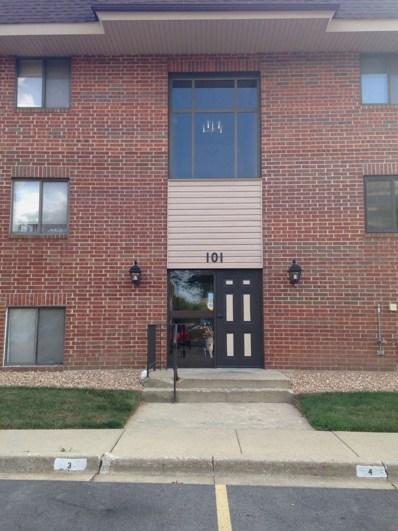 101 E Janata Boulevard UNIT 1B, Lombard, IL 60148 - MLS#: 09763714