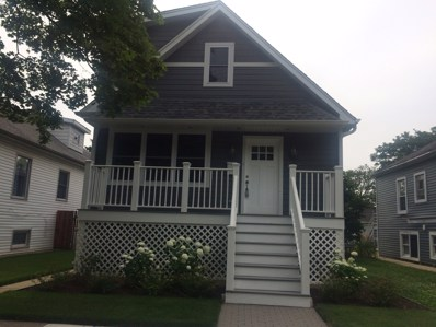 4452 N Moody Avenue, Chicago, IL 60630 - MLS#: 09764042