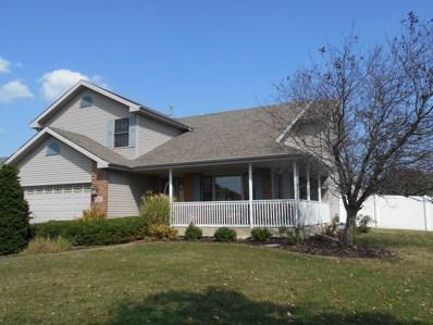 1323 W Heather Road, Bourbonnais, IL 60914 - MLS#: 09764094