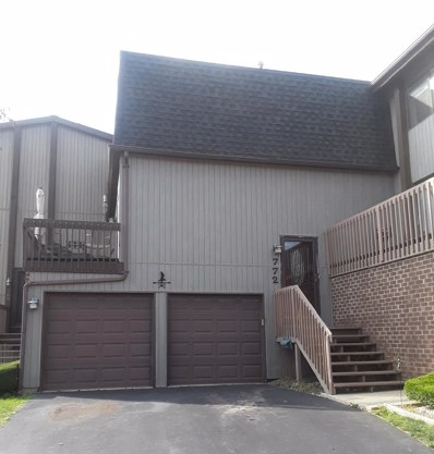 772 Golfview Drive, Roselle, IL 60172 - MLS#: 09764200