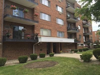 205 W MINER Street UNIT 208, Arlington Heights, IL 60005 - MLS#: 09764365