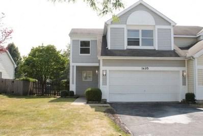 1495 N Pembroke Drive, South Elgin, IL 60177 - MLS#: 09764447