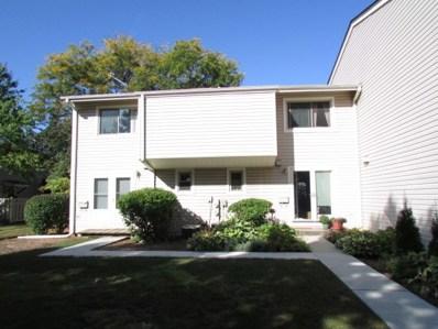 1019 Casa Drive UNIT 1019, Schaumburg, IL 60173 - #: 09764864