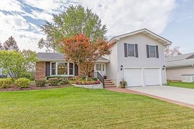 825 Heather Lane, Hoffman Estates, IL 60169 - MLS#: 09764982