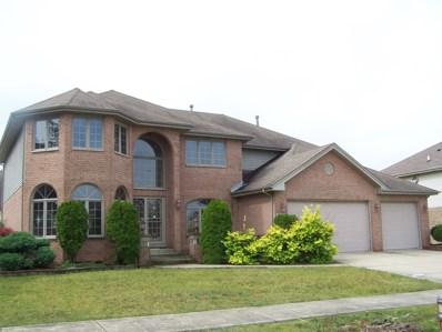 3837 Rita Drive, Richton Park, IL 60471 - MLS#: 09765174