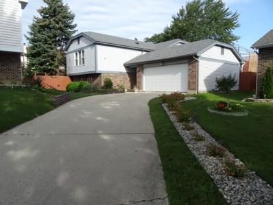 176 Hastings Mill Road, Streamwood, IL 60107 - MLS#: 09765301
