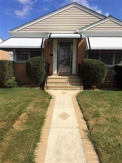 4741 N Thatcher Avenue, Norridge, IL 60706 - MLS#: 09765519