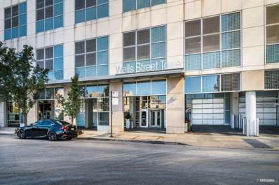701 S Wells Street UNIT 1603, Chicago, IL 60607 - MLS#: 09766016