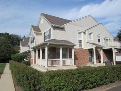 622 W Natalie Lane UNIT 622, Addison, IL 60101 - MLS#: 09766280
