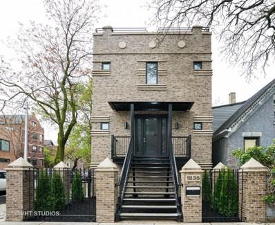 1835 W Wabansia Avenue, Chicago, IL 60622 - MLS#: 09766314