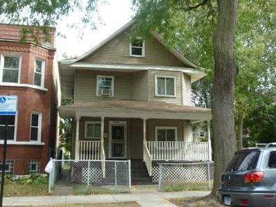 7709 S PEORIA Avenue, Chicago, IL 60620 - MLS#: 09766389
