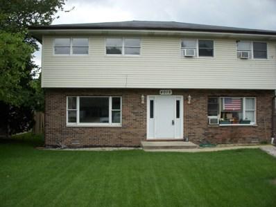 4015 W Lillian Street, Mchenry, IL 60050 - MLS#: 09767272
