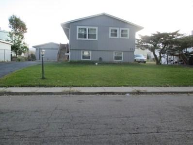 607 Topeka Drive, Carpentersville, IL 60110 - MLS#: 09767276