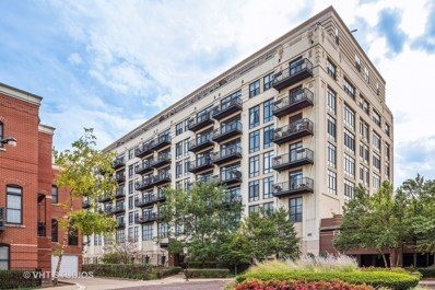 1525 S Sangamon Street UNIT 803-P, Chicago, IL 60608 - MLS#: 09767737