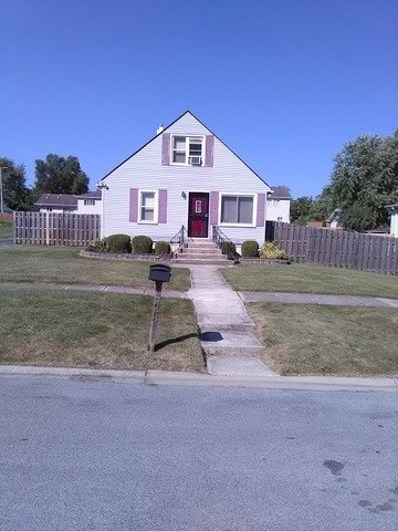 528 Lowe Avenue, Chicago Heights, IL 60411 - #: 09768034