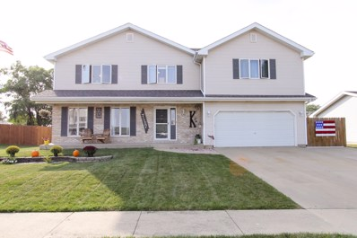520 Hickory Lane, Peotone, IL 60468 - MLS#: 09768335