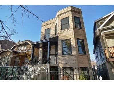 3454 N Claremont Avenue, Chicago, IL 60618 - MLS#: 09768454