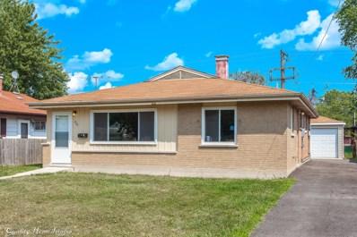 1365 GREENBAY Avenue, Calumet City, IL 60409 - MLS#: 09768513