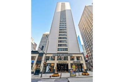 535 N MICHIGAN Avenue UNIT 516, Chicago, IL 60611 - MLS#: 09768536