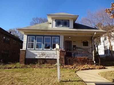223 S Highland Avenue, Rockford, IL 61104 - MLS#: 09768602
