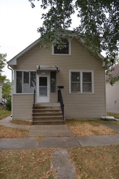 2216 N 74th Avenue, Elmwood Park, IL 60707 - MLS#: 09768660