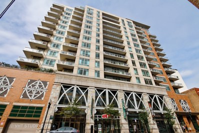 230 W DIVISION Street UNIT 1406, Chicago, IL 60610 - MLS#: 09769143