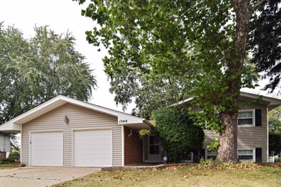 1540 Edgefield Lane, Hoffman Estates, IL 60169 - MLS#: 09769288